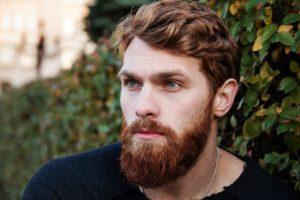 Red Hair Greens Redhead Beard Man Red Beard